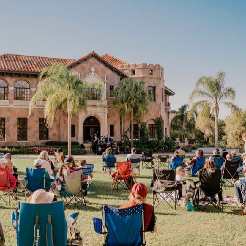 Jazz on the Lawn - Howey Mansion Music Series