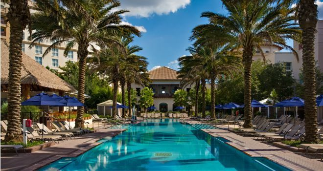 Orlando Resort Pools Locals Can Actually Use With Day Passes