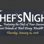 Second Harvest Chef's Night Featuring Four Seasons Chefs: Jan 14