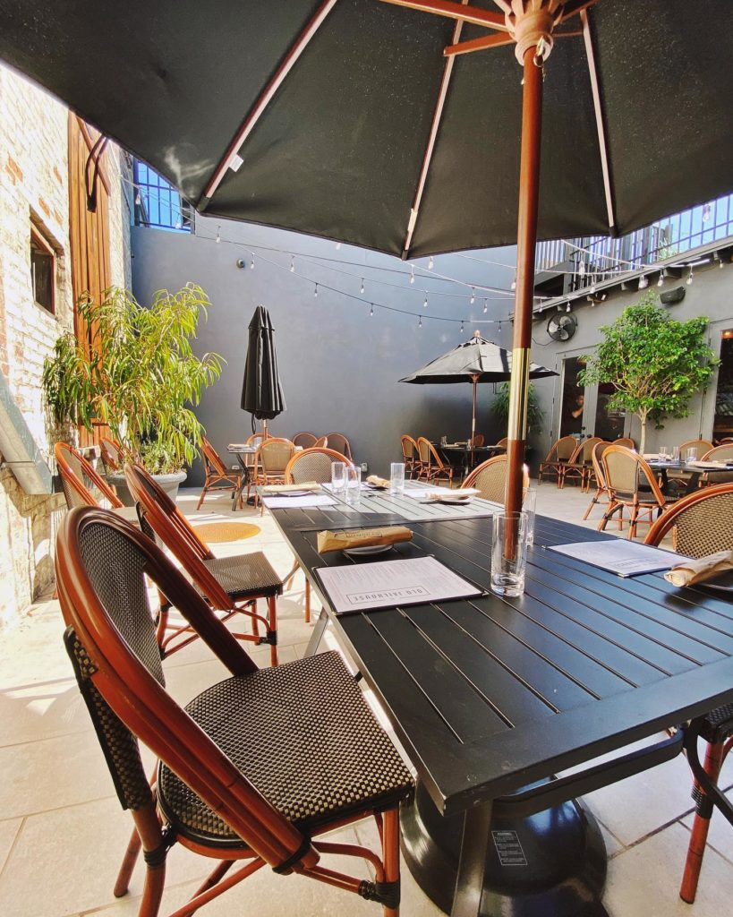 Orlando restaurants with secret gardens and courtyards - The Old Jailhouse