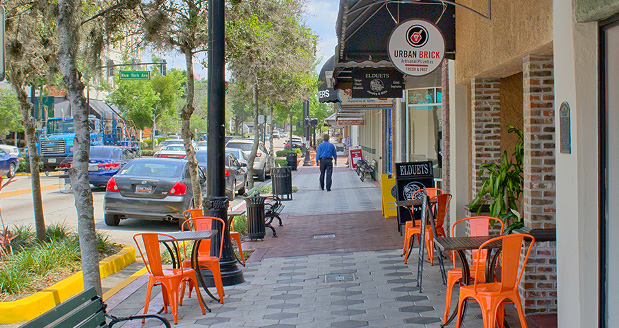 Date Daytrip to Historic DeLand