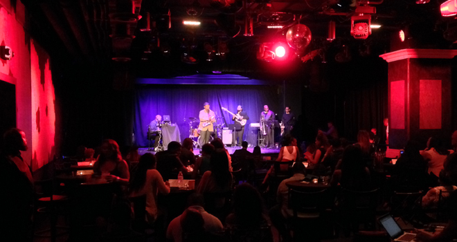 Rumor Orlando event series at The Abbey combines spoke word, live jazz, and comedy on the First Sunday of each month