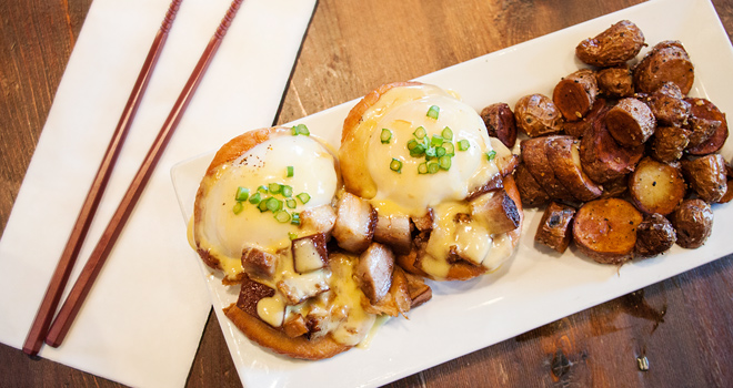 Brunch Buzz: Domu