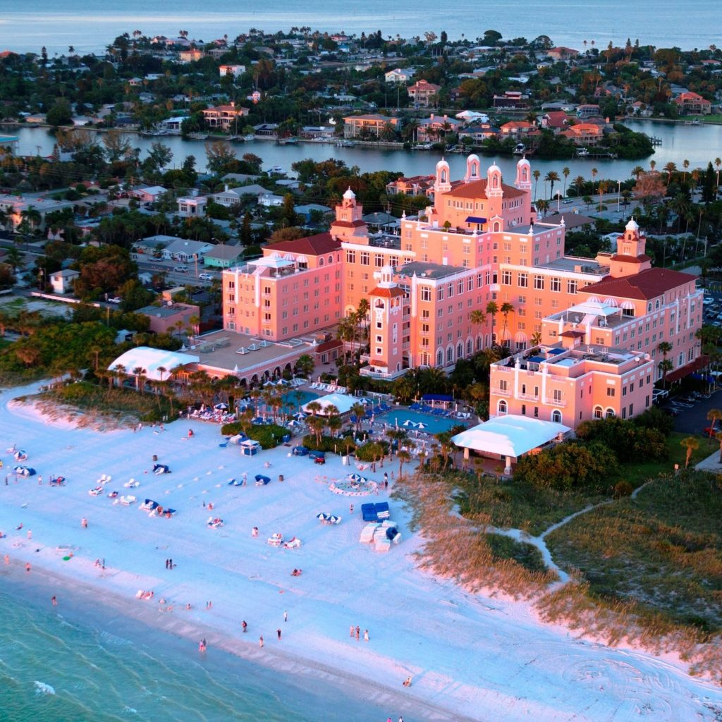 The Don CeSar at St. Pete Beach
