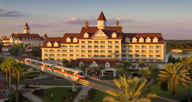 Best Disney World Hotels for couples