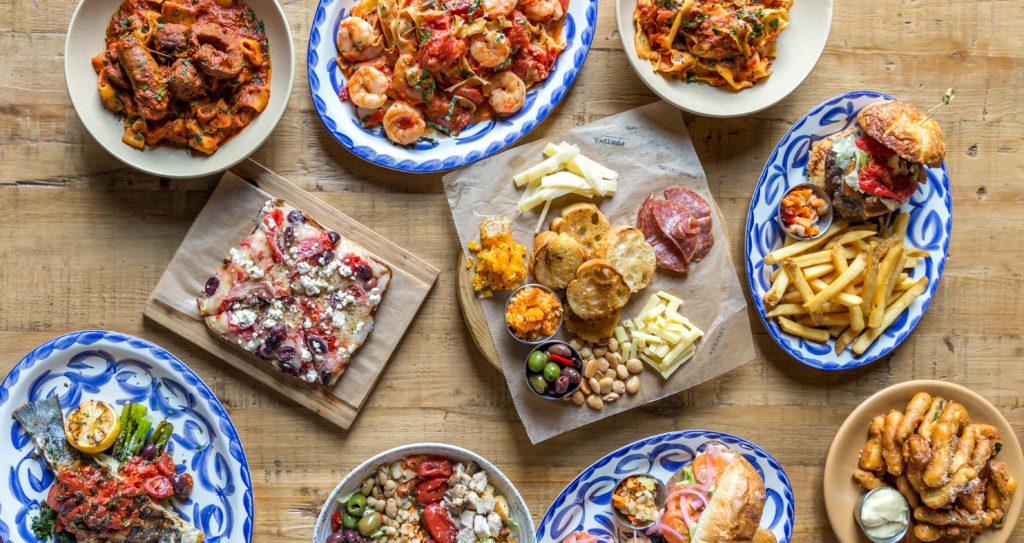 Mia's Italian Kitchen, Arlene Laboy