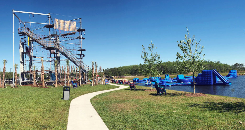 funnected Double Date: Nona Adventure Park + Lake Nona Food Crawl