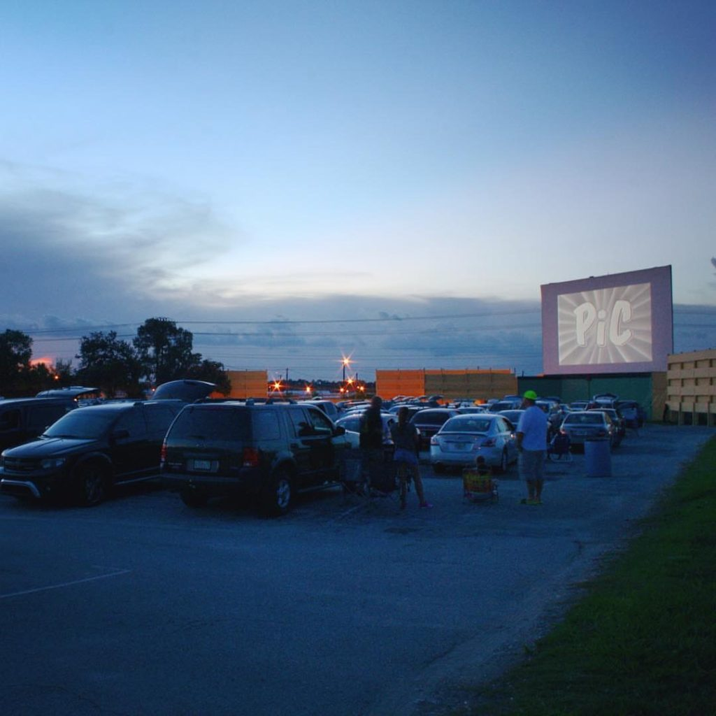 Lakelands Silver Moon Drive In