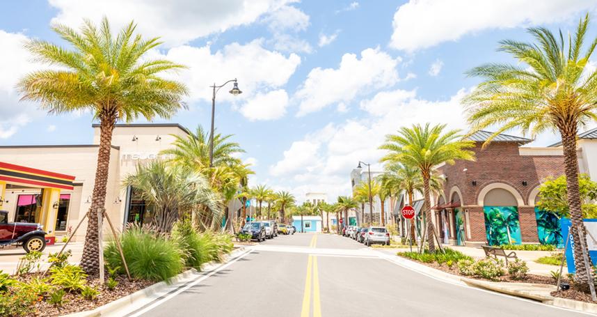 Margaritaville Resort Orlando Sunset Walk Crawl