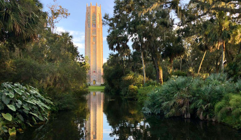 A Day Date to Bok Tower Gardens