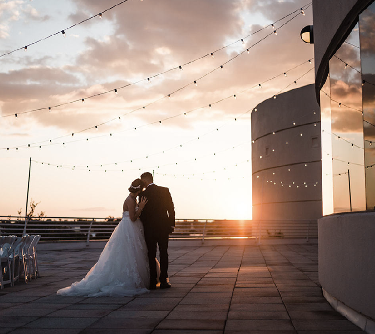 Intimate Wedding Packages at Orlando Science Center