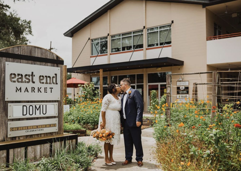 Micro Wedding Packages in Orlando at East End Market