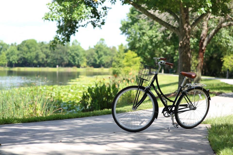 Date night in Celebration - rent bikes