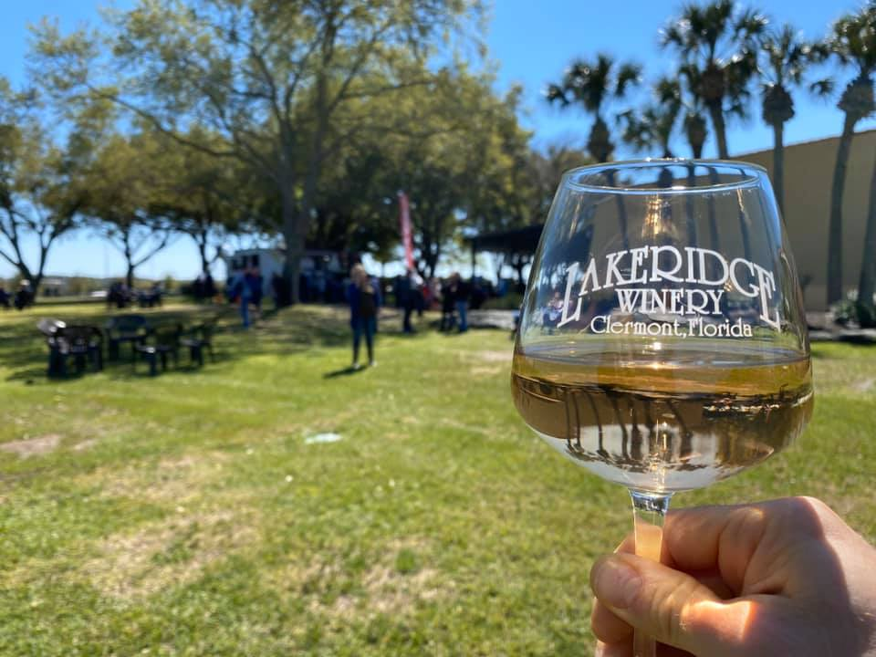 Orlando events - Weekends at the Winery at Lakeridge Winery