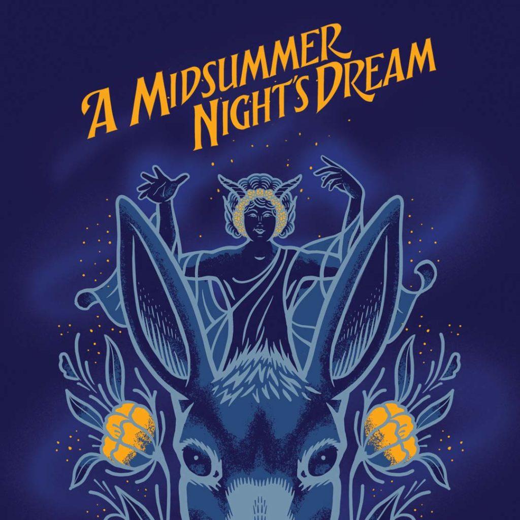 A Midsummer Night's Dream at Lake Eola - Orlando Shakes