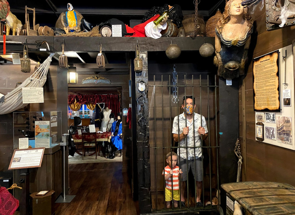 Antilles Trading Company and Pirate Museum Cocoa Village