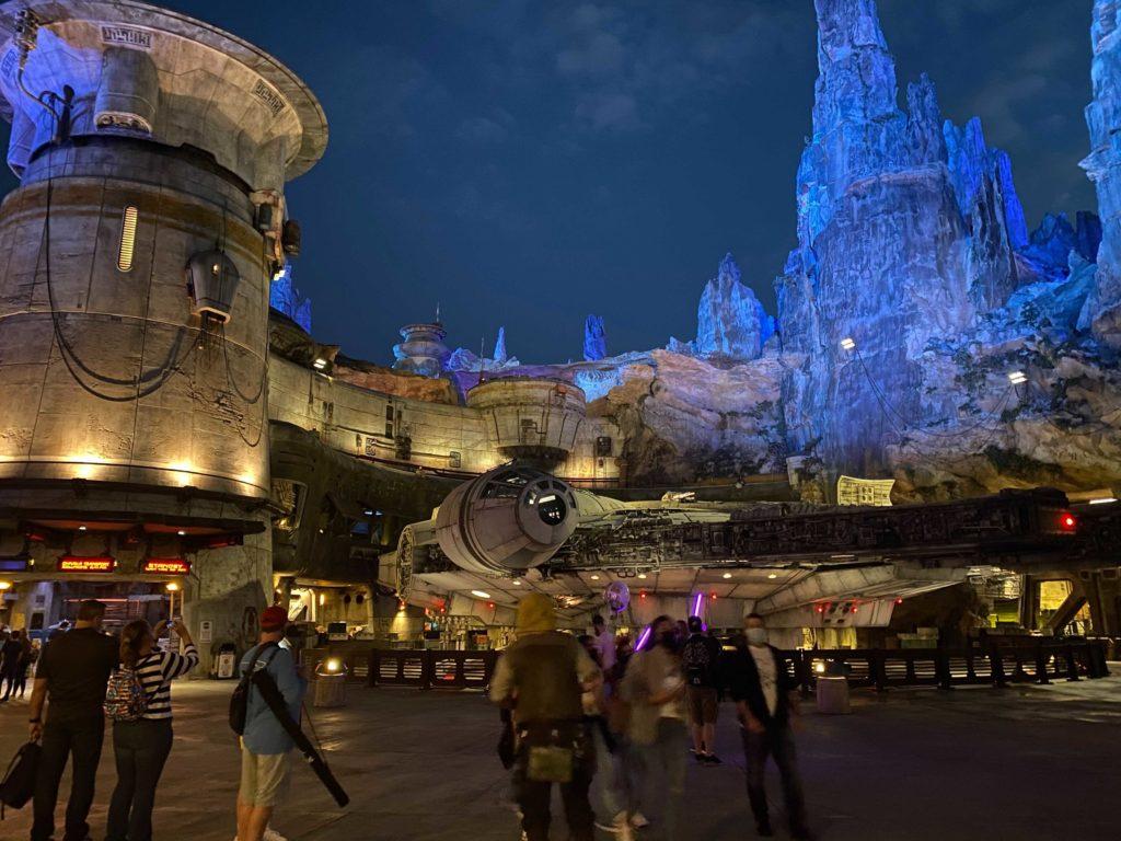 Star Wars Galaxy's Edge at Disney's Hollywood Studios