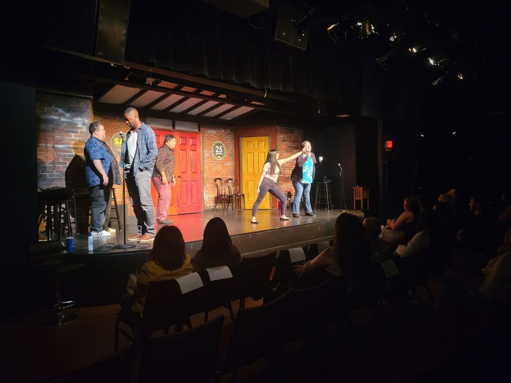 Things to do in Orlando - SAK Comedy Lab shows